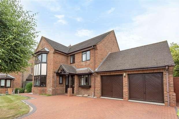 4 Bedrooms Detached House for sale in The Paddock, Biddenham, Bedford