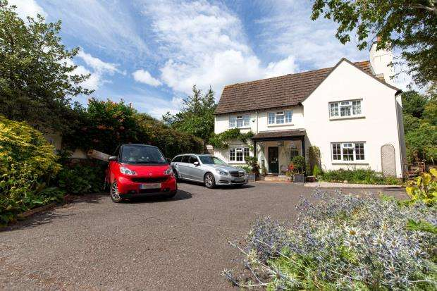 4 Bedrooms Detached House for sale in Deane Road, Stokeinteignhead, Newton Abbot, Devon