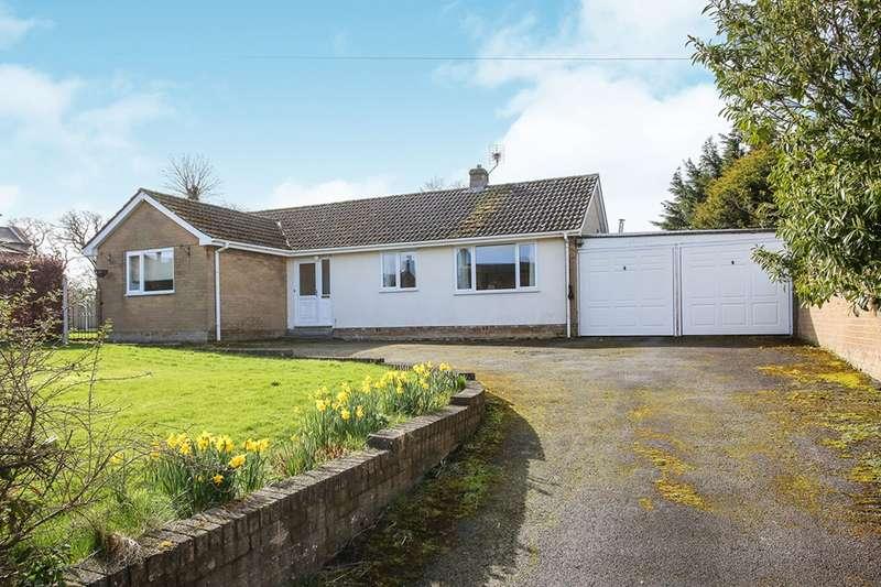 3 Bedrooms Detached Bungalow for sale in Baldwinholme, Carlisle, Cumbria, CA5