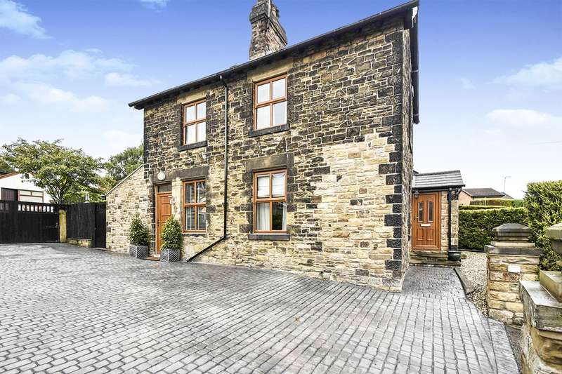 3 Bedrooms Detached House for sale in Lane End, Chapeltown, Sheffield, S35