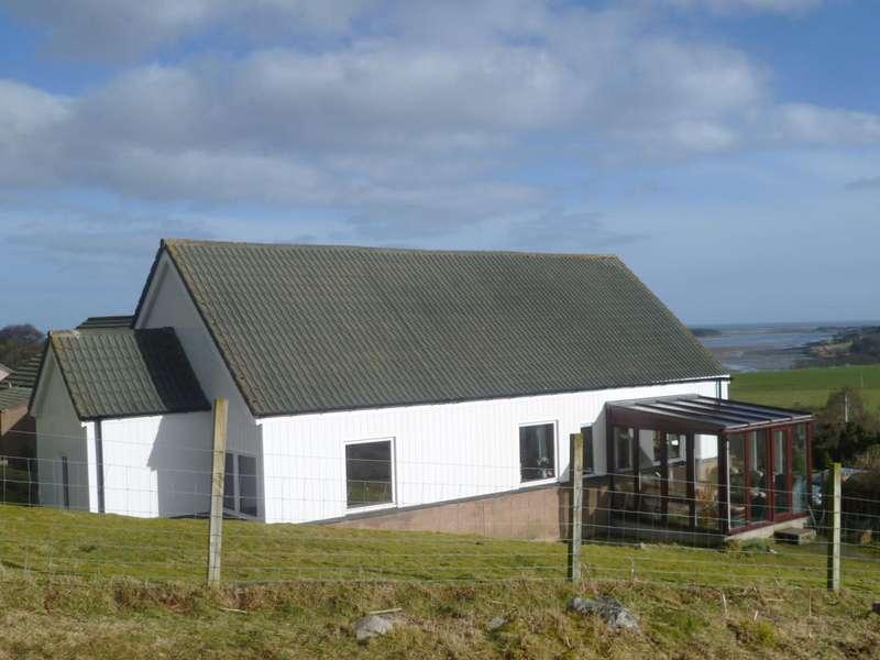 3 Bedrooms Detached Bungalow for sale in Ptarmigan Lodge Cambusavie, Dornoch, Sutherland, IV25