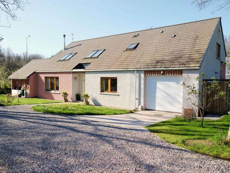 4 Bedrooms Detached House for sale in Kildary, Kildary, Invergordon, Ross-Shire, IV18