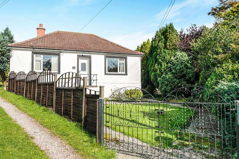 2 Bedrooms Detached Bungalow for sale in Caulkerbush, Southwick, Dumfries, DG2