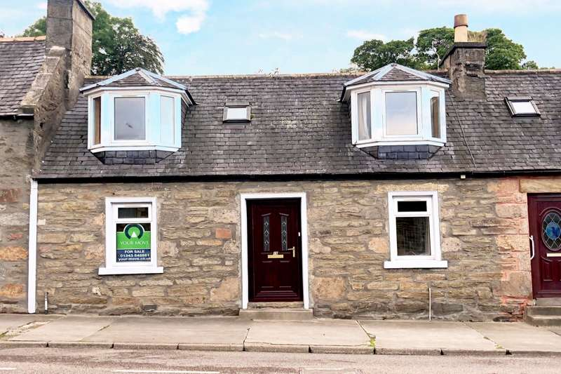 3 Bedrooms House for sale in Regent Street, Keith, Banffshire, AB55