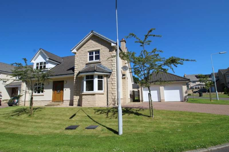 5 Bedrooms Detached House for sale in Balgeddie Grove, Glenrothes, Fife, KY6