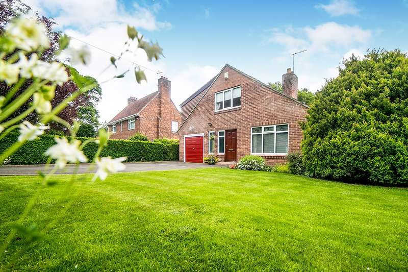 4 Bedrooms Detached House for sale in Axwell Park Road, Blaydon-On-Tyne, Tyne And Wear, NE21