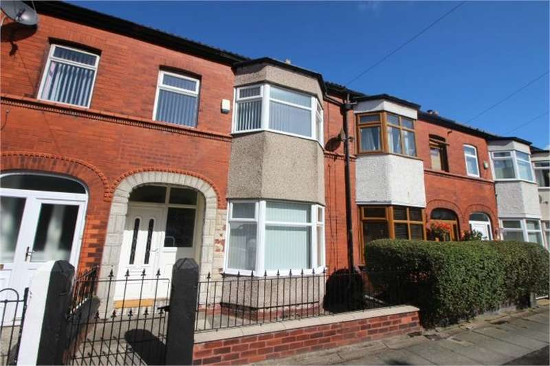 3 Bedrooms Terraced House for sale in Milton Road, Waterloo, LIVERPOOL, Merseyside