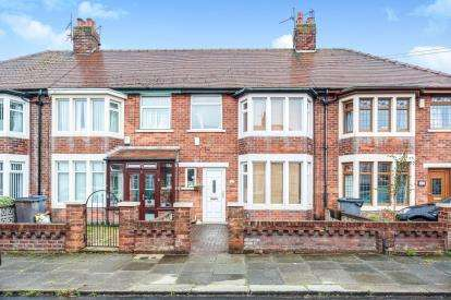 4 Bedrooms Terraced House for sale in Quernmore Avenue, Blackpool, Lancashire, ., FY3