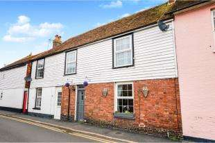 3 Bedrooms Terraced House for sale in South Street, Lydd, Romney Marsh, Kent
