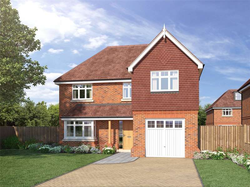 5 Bedrooms Detached House for sale in The Greenways, Dovers Green Road, Reigate, Surrey, RH2