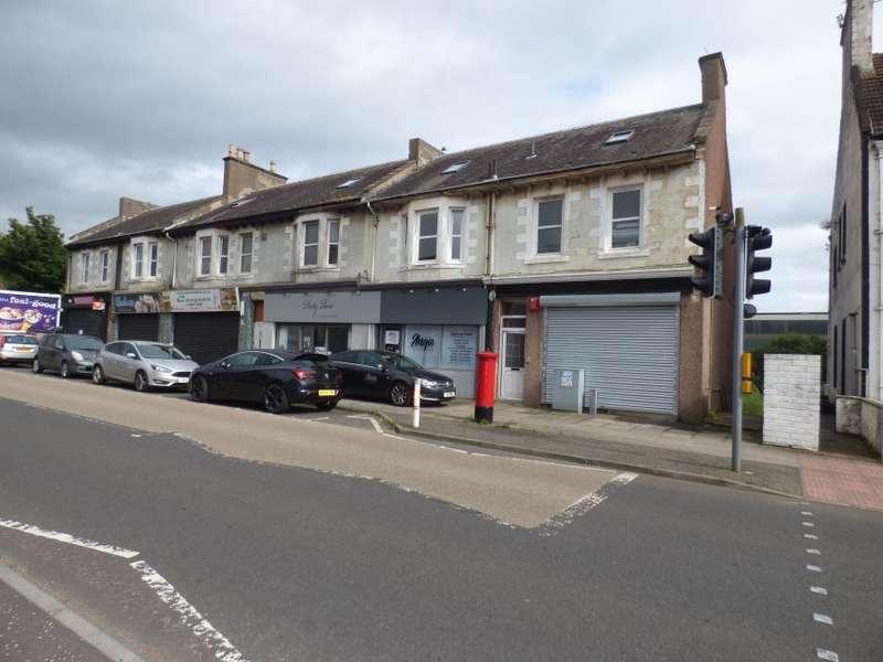 2 Bedrooms Maisonette Flat for sale in 550B, Wellesley Road, Methil, Leven, Fife