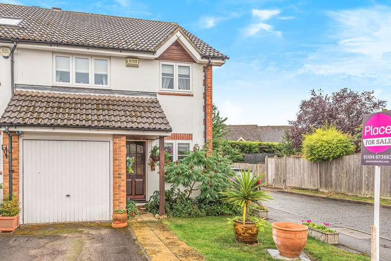 3 Bedrooms End Of Terrace House for sale in White Hart Close, Chalfont St Giles, HP8