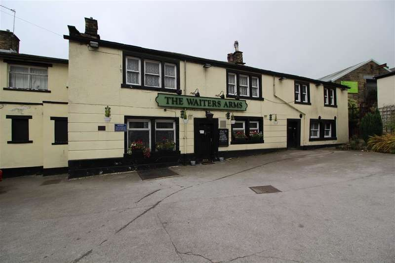 Commercial Property for sale in The Waiters Arms, Tuel Lane, Sowerby Bridge
