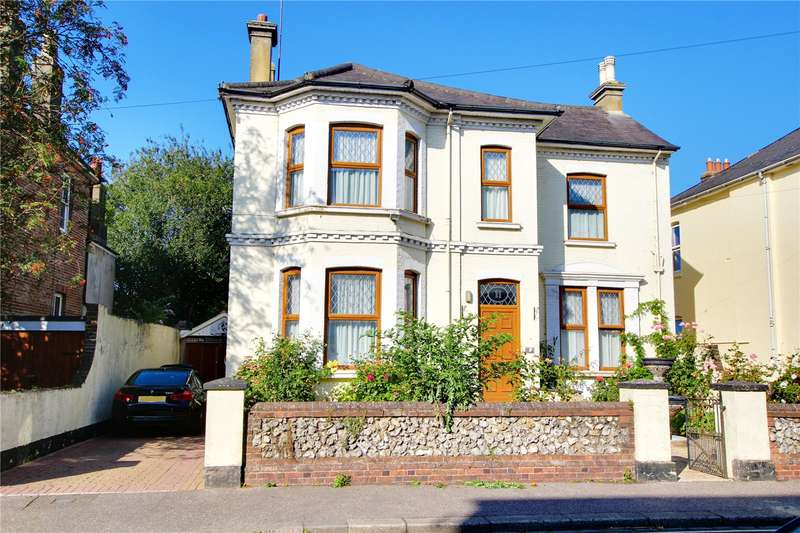 7 Bedrooms Detached House for sale in Christchurch Road, Worthing, West Sussex, BN11