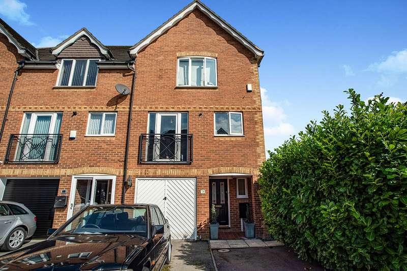 3 Bedrooms Semi Detached House for sale in Pentstemon Drive, Swanscombe, Kent, DA10