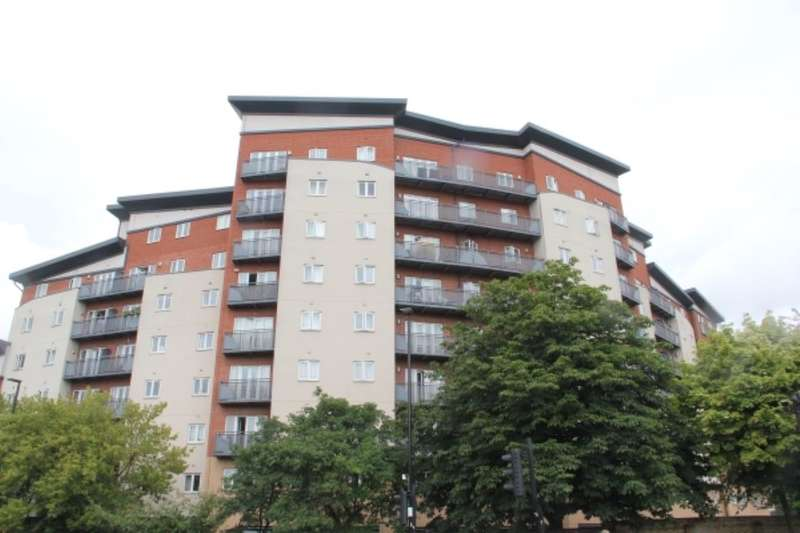 2 Bedrooms Flat for sale in Aspects Court, Slough, SL1