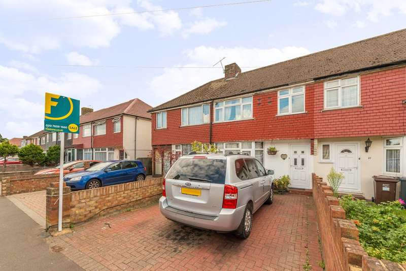 4 Bedrooms Terraced House for sale in Lansbury Avenue, Feltham, TW14