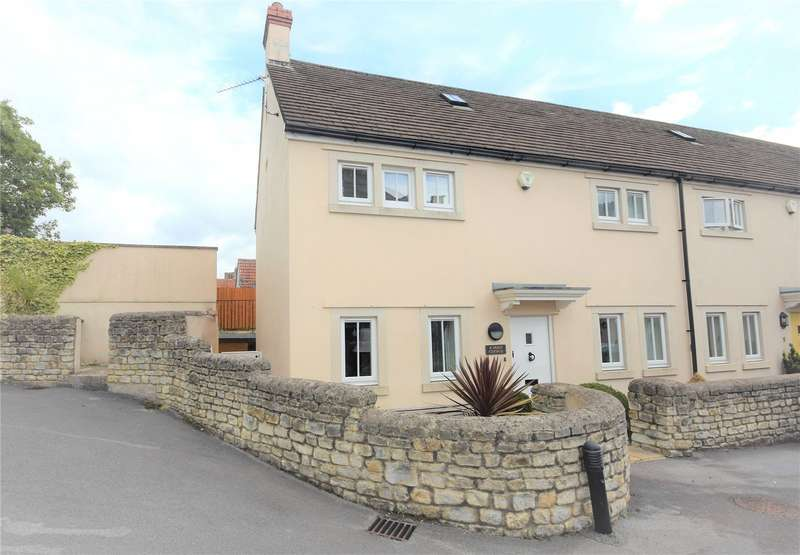 4 Bedrooms End Of Terrace House for sale in Deans Place, Union Street, Wells, Somerset, BA5