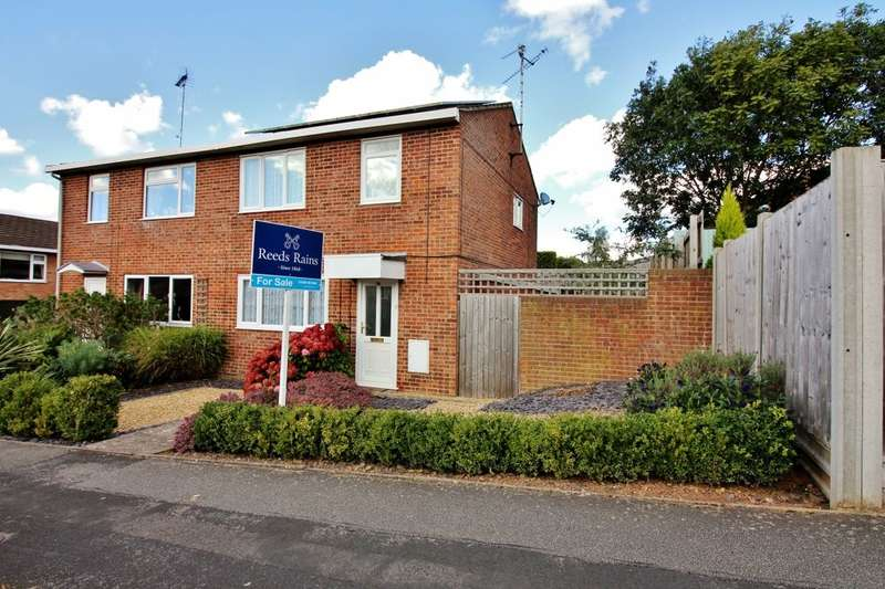 3 Bedrooms Semi Detached House for sale in Stoneleigh Avenue, Kenilworth, CV8