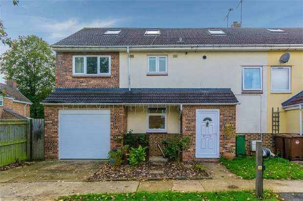 5 Bedrooms Semi Detached House for sale in Lancaster Square, Lyneham, Chippenham, Wiltshire
