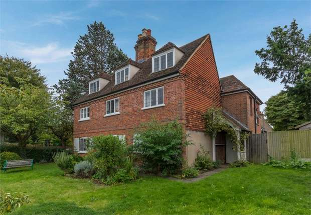 4 Bedrooms Detached House for sale in The Green, Sidcup, Kent
