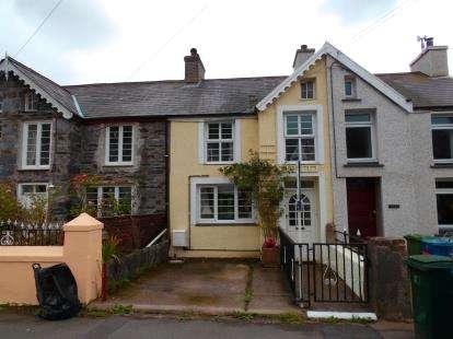4 Bedrooms Terraced House for sale in Bala Deulyn Terrace, Nantlle, Caernarfon, Gwynedd, LL54