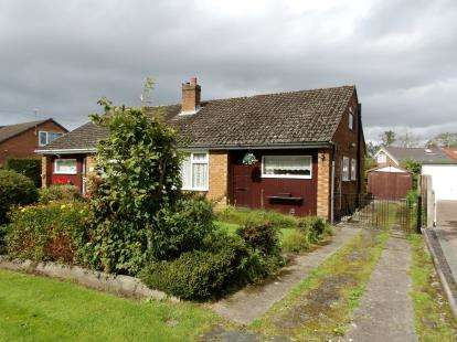 2 Bedrooms Bungalow for sale in Stage Lane, Lymm, Cheshire