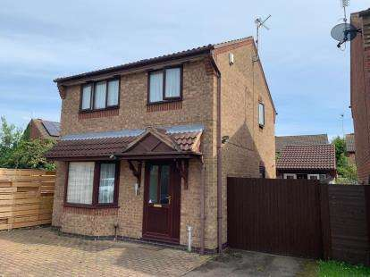 3 Bedrooms House for sale in Lavington Grange, Parnwell, Peterborough, Cambridgeshire