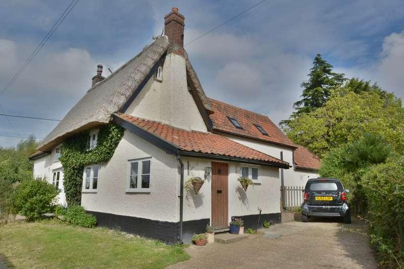 4 Bedrooms Cottage House for sale in Pulham Market