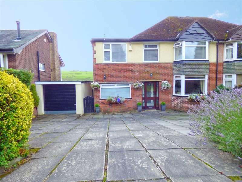 5 Bedrooms Semi Detached House for sale in Booth Road, Stacksteads, Lancashire, OL13