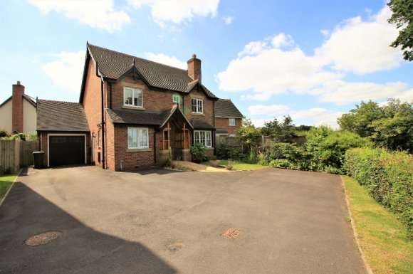 4 Bedrooms Detached House for sale in Chapel Road, Hadnall, SY4