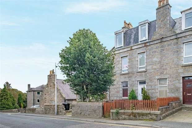 2 Bedrooms Flat for sale in Mugiemoss Road, Bucksburn, Aberdeen