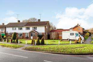 3 Bedrooms Semi Detached House for sale in Town Barn Road, West Green, Crawley, West Sussex