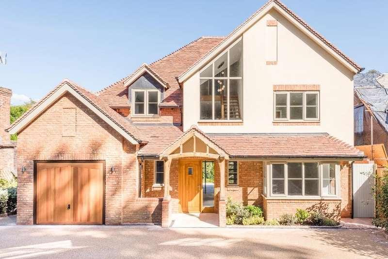 6 Bedrooms Detached House for sale in Barnt Green Road, Cofton Hackett, Birmingham, B45 8PH