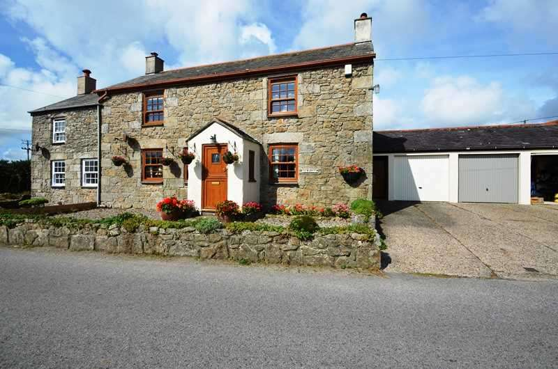3 Bedrooms Cottage House for sale in PENHALVEAN