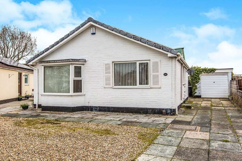 3 Bedrooms Detached Bungalow for sale in Croftgate, Fulwood, Preston, PR2