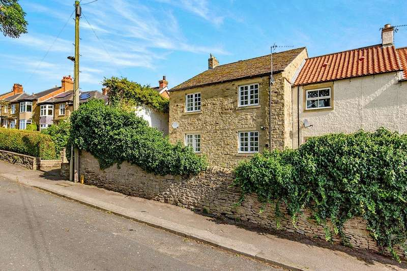 2 Bedrooms House for sale in Westfields Court, Richmond, North Yorkshire, DL10