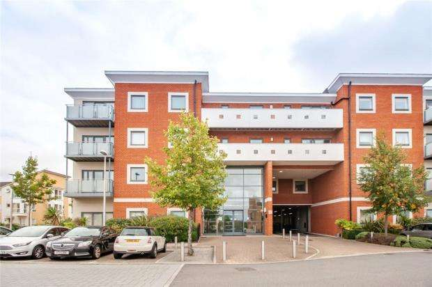 2 Bedrooms Apartment Flat for sale in Heron House, Rushley Way, Reading