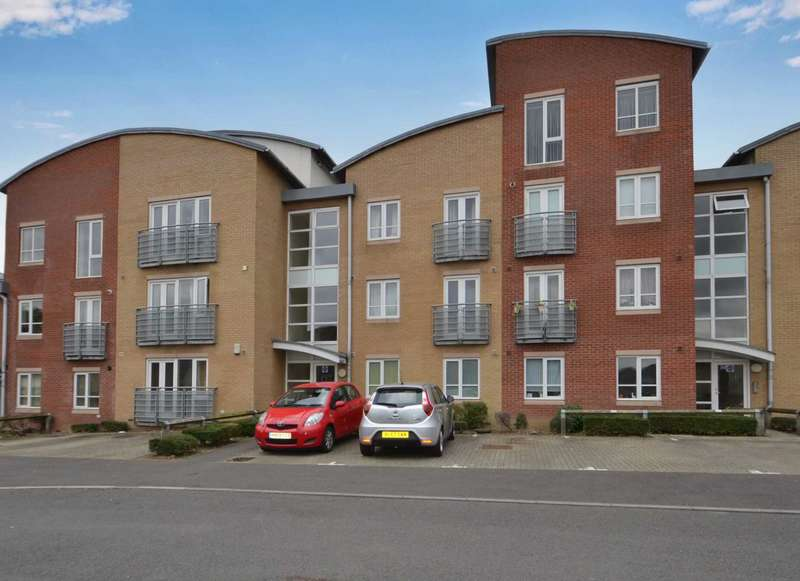 2 Bedrooms Duplex Flat for sale in Oldham Rise, Medbourne, Milton Keynes