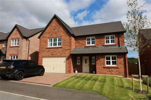 5 Bedrooms Detached House for sale in Croft Close, Cumwhinton, Carlisle, Cumbria, CA4 8FG