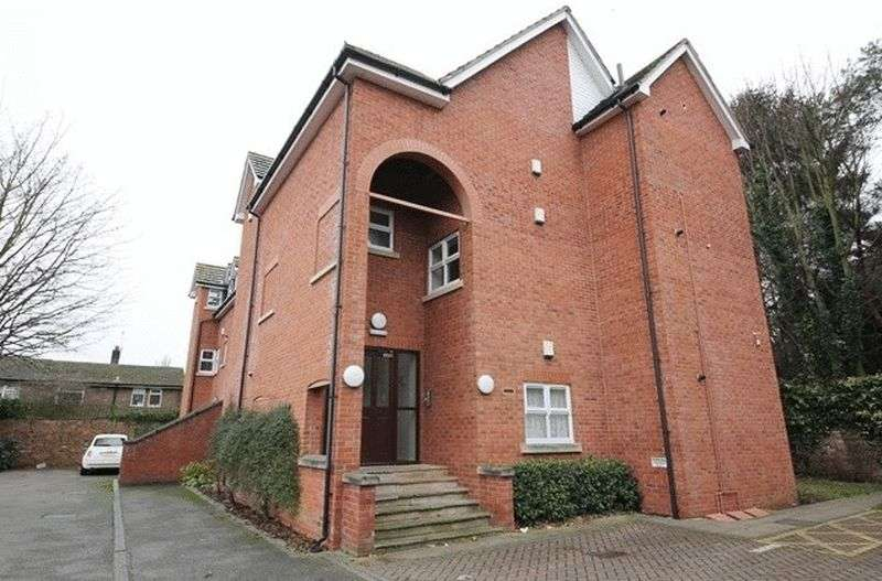 2 Bedrooms Property for sale in Jericho Farm Close, Aigburth, Liverpool, L17