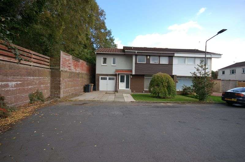 4 Bedrooms Property for sale in Lochy Place, Erskine, Renfrewshire, PA8 6AY