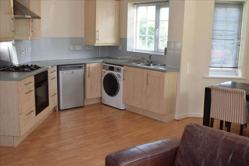 2 Bedrooms Apartment Flat for rent in Columbus Avenue, Merry Hill, Brierley Hill