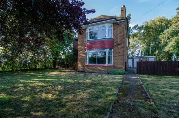 4 Bedrooms Detached House for sale in Mudds Drove, Three Holes, Wisbech, Norfolk
