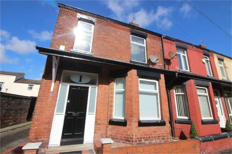 3 Bedrooms End Of Terrace House for sale in Mount Street, Waterloo, LIVERPOOL, Merseyside