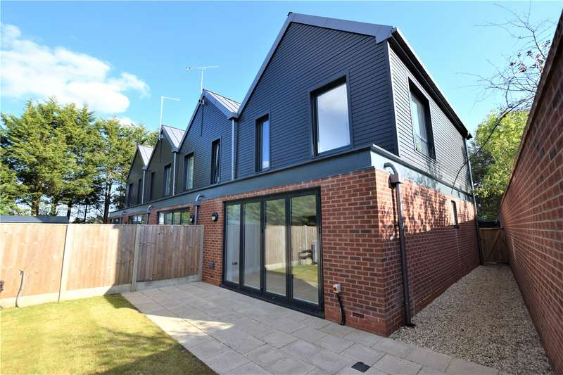 3 Bedrooms End Of Terrace House for sale in Henham