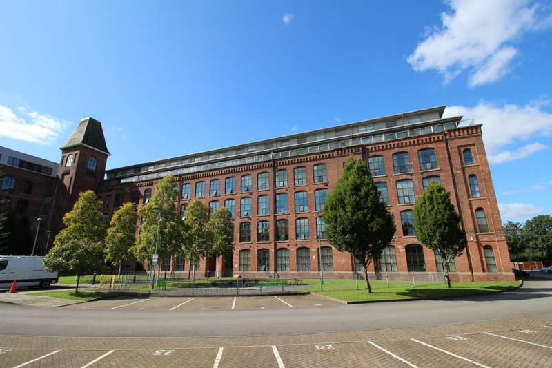 3 Bedrooms Apartment Flat for sale in Victoria Mill, Houldsworth Street, Stockport, Greater Manchester, SK5