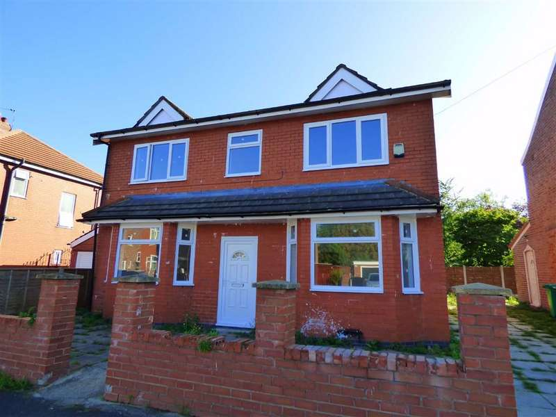 4 Bedrooms Detached House for sale in Lindsay Road, Burnage, Manchester, M19