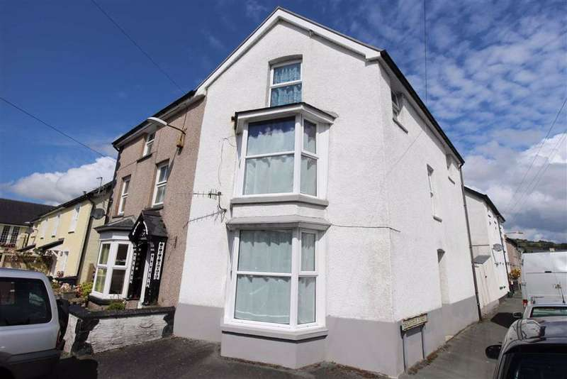 4 Bedrooms Semi Detached House for sale in Brickfield Street, Machynlleth