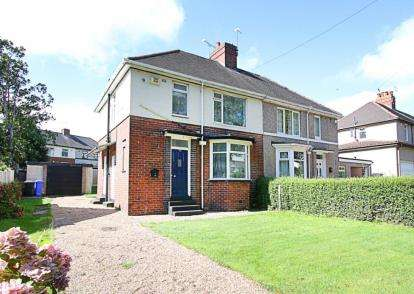 3 Bedrooms Semi Detached House for sale in Ridgeway Road, Sheffield, South Yorkshire